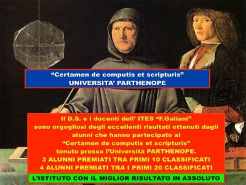 Certamen de Computis et Scripturis