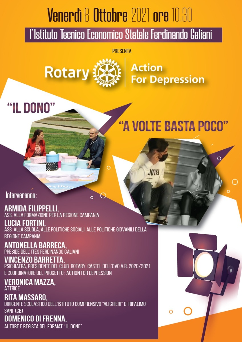 Rotary Action For Depression