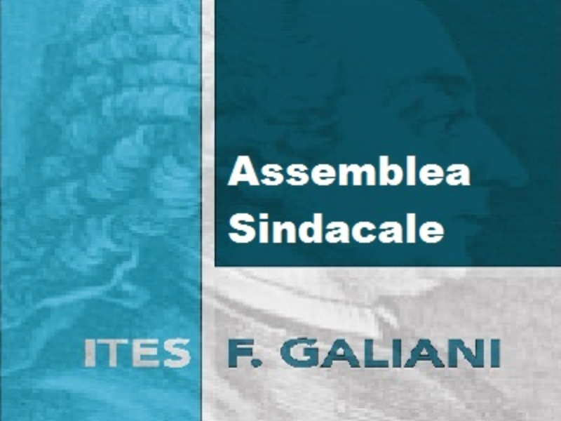 Assemblea Sindacale Personale A.T.A._Sindacato ...