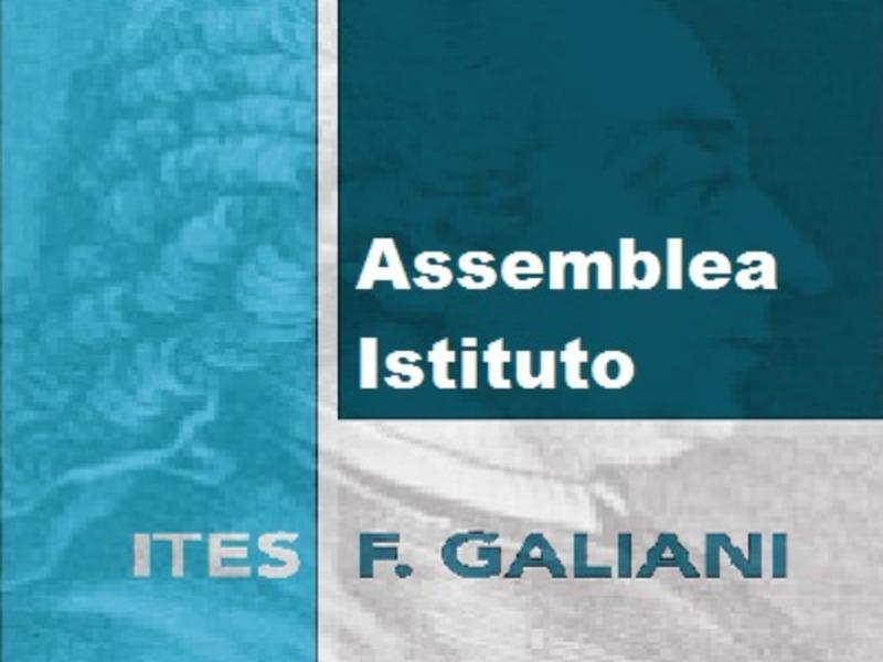 Assemblea di Istituto_6 Dicembre 2019