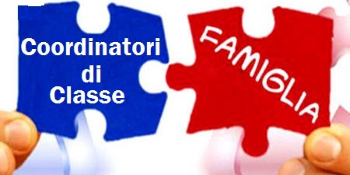 Incontro Coordinatori Classe/Genitori Alunni a Rischio Insuccesso Scolastico a.s.2018-19