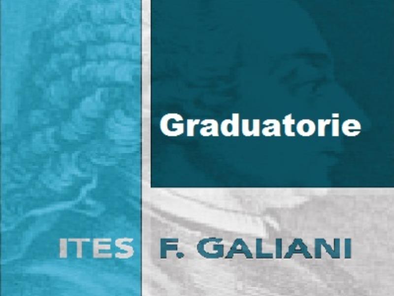 Graduatoria definitiva soprannumerari personale...
