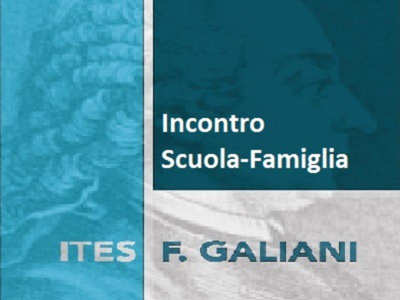 Incontro Scuola-Famiglia_16 Dicembre 2019