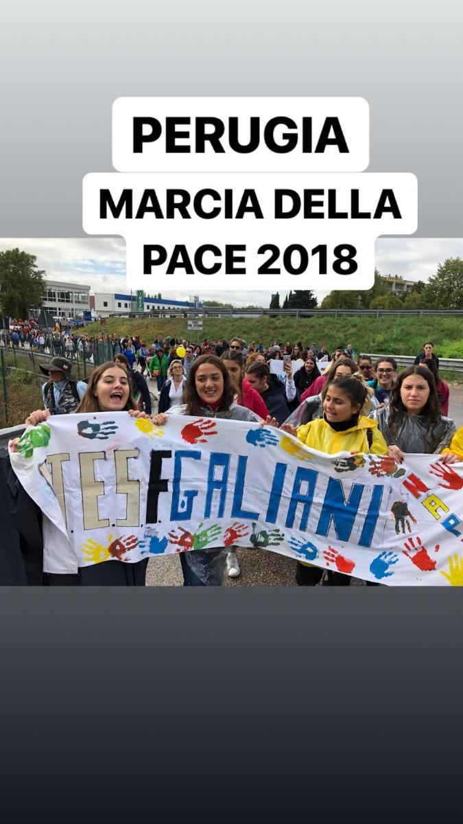 Marcia della Pace Perugia