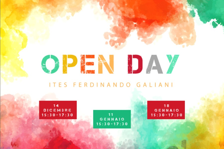 OPEN DAY_2020/2021