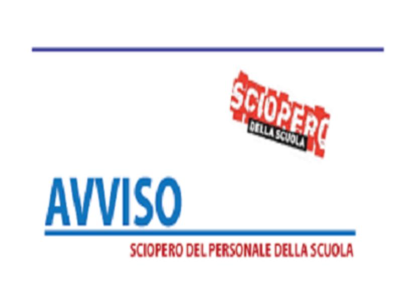 Sciopero Comparto Scuola_27 Settembre 2019