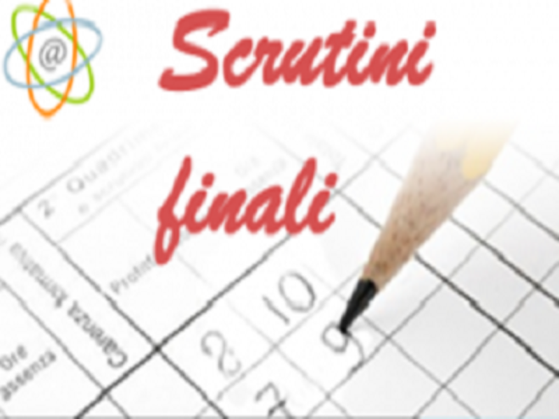 Data Pubblicazione Esiti Scrutini Finali a.s.20...