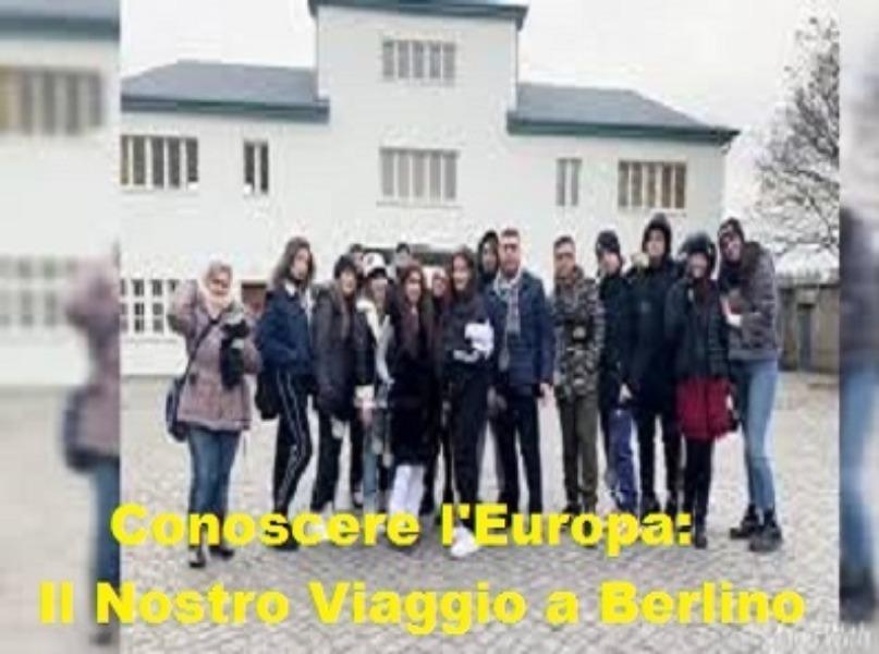 Conoscere l' Europa: Il Nostro Viaggio a Berlino_a.s.2019/2020