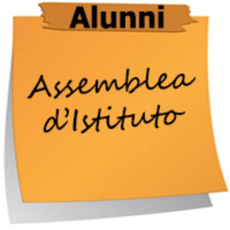 Avviso Assemblea di Istituto_ 14-10-19