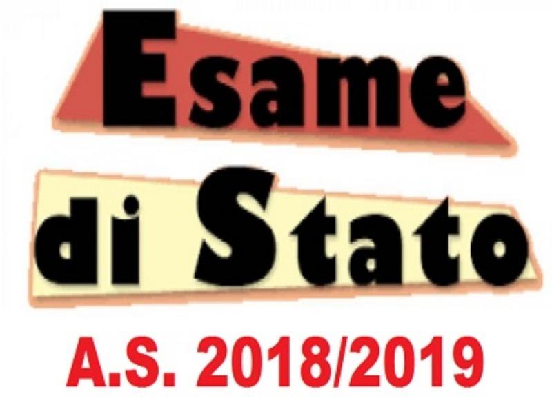 Circolare MIUR_ Esami di Stato a.s. 2018/2019. ...