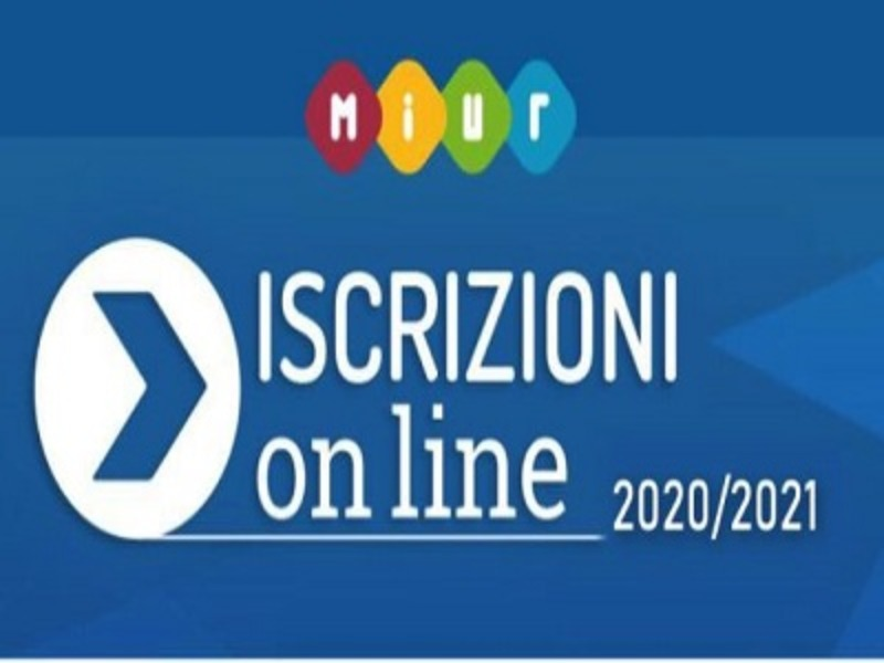 Iscrizioni Scuola Online a.s.2020-2021