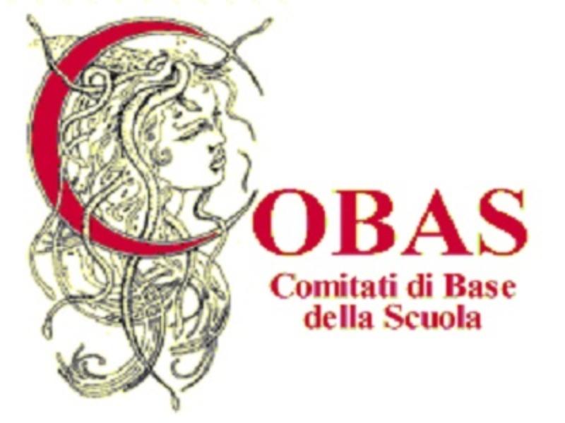 COMUNICAZIONE  MIUR_Sindacato COBAS Conferma Sc...